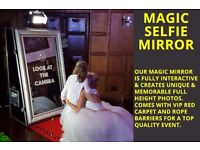 Magic Selfie Mirrors, Traditional Photobooths, Selfie Pods and Kids Party Booths for Hire from £200
