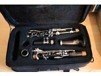 Boosey & Hawkes Edgware Wooden Clarinet