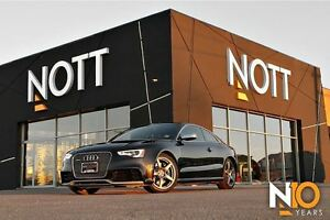 2013 Audi RS 5 S-Tronic, Nav, backup cam, 2 sets tires!