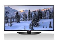 "LG 42"" SMART FULL HD LED TV freeview hd, magic remote, wifi, 1080p brand new"