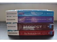 Biology textbooks Combo excellent condition
