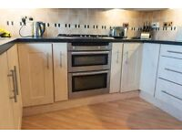 Fitted kitchen with appliances *** Reduced ***