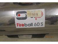 Fireball spaceheater