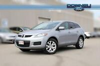 2009 Mazda CX-7 Carry the kids in style
