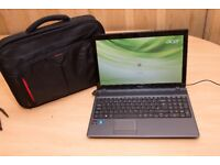 ACER Aspire 5250 Laptop with brand new Bag, EXCELLENT CONDITION CLEAN