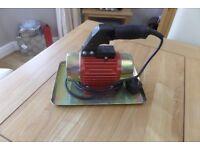 Kompax VCP Vibratory 240 Volt Compaction Plate plate size 280mm x 200mm