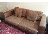 Free Leather Sofa