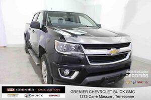 2015 Chevrolet COLORADO 4WD CREW CAB LT *V6 + CAMÉRA DE RECUL*