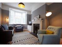 4 Double bedroom, 2 kitchen, 2 bathroom, newly refurbished house over 3 storeys