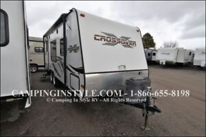 2013 R-VISION CROSSOVER 210QB (couples)