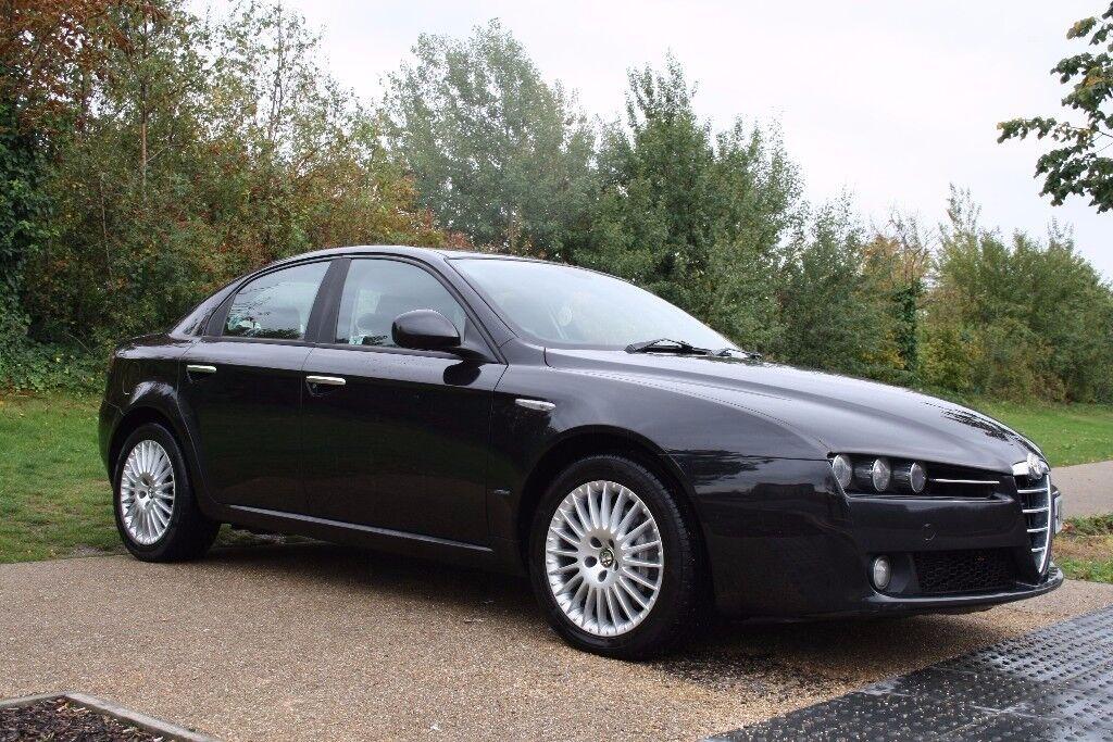 2008 Alfa Romeo 159 2.4 JTDM Lusso Q-Tronic 4dr AUTO, DIESEL, HUGE SPEC, WARRANTY, PX WELCOME