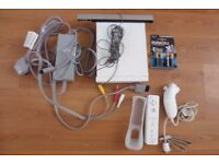 Wii Console + 16 Games (Toy Story, Cars, Disney Infinity, Skylanders, etc)