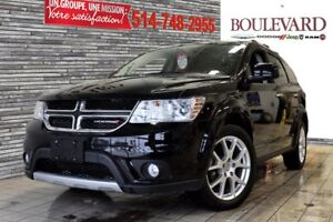 2017 Dodge Journey GT AWD 7 PASS CUIR 3 ZONE 4X4