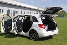 Mercedes- Benz B-Class, Hatchback, Diesel, Manual, 5 seat, 5 Doors