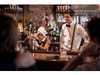 Waiters/Waitresses FT/PT - The Anthologist Bar - Drake & Morgan Ltd - The City