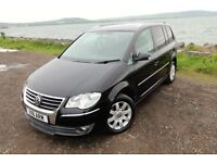 Seven Seater - 2009 VW Touran - Immaculate Condition