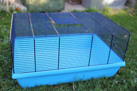 Small animal cage, small hamster cage, small pet cage