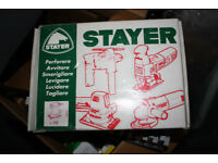 Stayer L130 1/3 Sheet Sander 240V Made in Italy