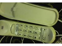 Home telephone (wall mountable)