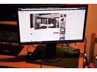 """Eizo FlexScan EV2336W Widescreen 23"""" inch HD 1920 x 1080 IPS Computer Monitor"""