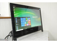 "Lenovo ThinkCentre Edge 22"" All-in-one PC. Last few...Price Reduced !"