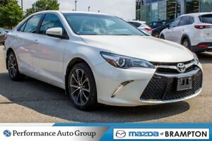 2015 Toyota Camry XSE. BACKUP CAM. NAVI. BLUETOOTH. HTD/PWR SEAT