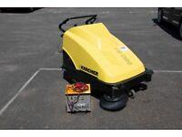 Karcher KS 950 S BAT industrial sweeper. Open to offers.