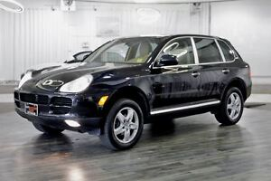2004 Porsche Cayenne V6 Tiptronic, Sunroof, Heated Leather Seats