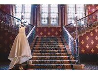 Pronovias Tami Wedding Dress (size 10)