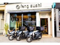 Hampstead Sushi Restaurant Looking For A Passionate Manager!