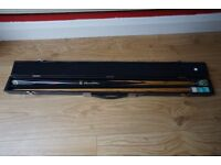 Ronnie O'Sullivan Snooker cue with case