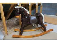 Mamas and Papas Childs Rocking Horse