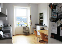 Morningside: Fully Furnished Spacious 1 Bedroom Flat with Study / Office