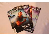 Mass Effect: Homeworlds #1-4 Full Series