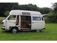 Lovely VW Camper van Holdsworth Villa 3