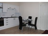 1 bedroom ground floor flat - free on-street parking - 6 Night stays from Sundays - Home from Home