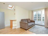 A lovely and bright two double bedroom conversion apartment to rent on Bramfield Road.