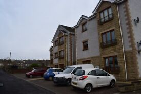 Newly redecorated, spacious UNFURNISHED two bedroom in Dunfermline