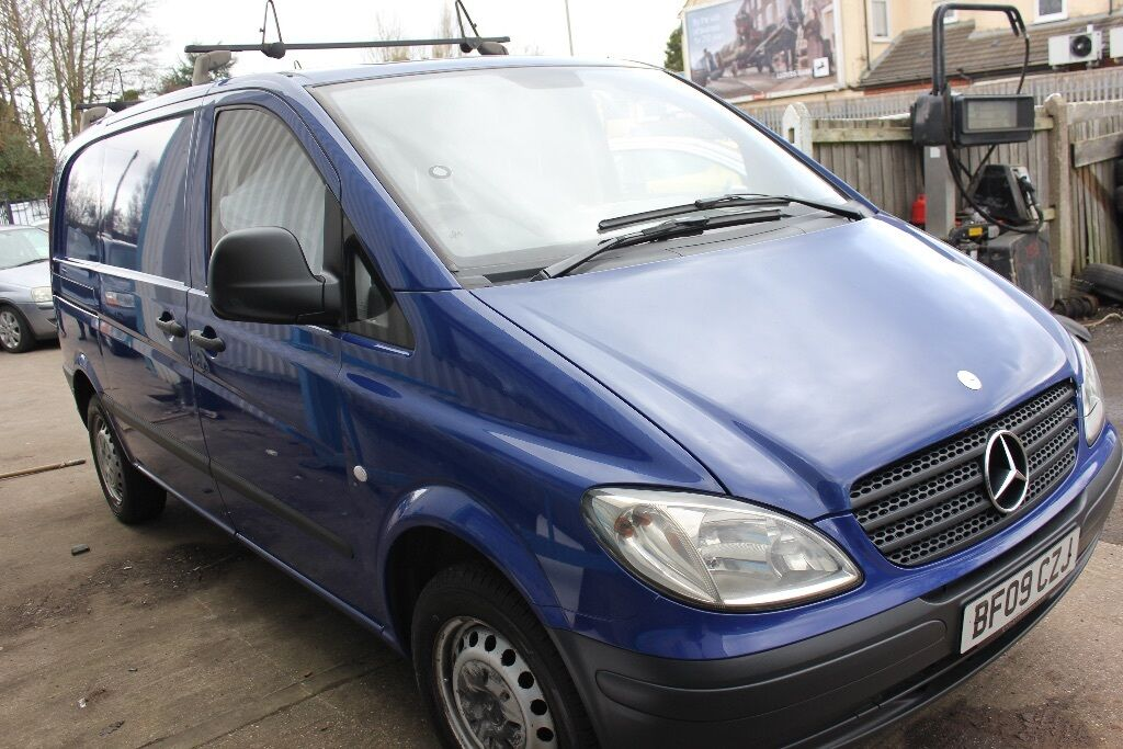 mercedes vito 109 cdi 2009 diesel in walsall west midlands gumtree. Black Bedroom Furniture Sets. Home Design Ideas