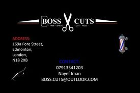 Barbers required, experienced (busy location) Edmonton shopping centre
