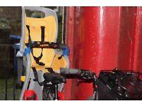 Topeak Child Bike Seat with Rack