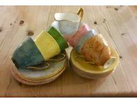 Vintage Royal Albert Gossamer China tea set