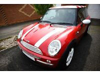 MINI COOPER 1.6l 3dr | RARE RED INTERIOR + FULL YEAR MOT!!