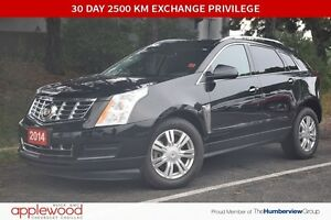 2014 Cadillac SRX AWD, NAV, ONE OWNER EXTRA CLEAN