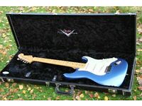 Fender Stratocaster Deluxe Custom Shop - Lake Placid Blue