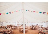 Various wedding decorations for rent - rustic/vintage/country theme