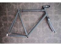 Merlin Malt-R Frame with Dolan Carbon forks