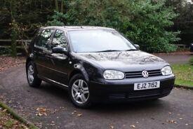 2003 VW Golf 2.0 GTI. MK4 Full MOT