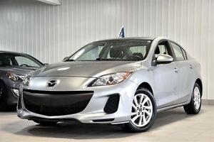 2013 Mazda MAZDA3 GX AUTOM A/C CRUISE
