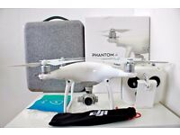 Nearly New DJI Phantom 4 Drone